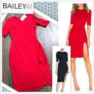 🆕 Bailey 44 Sexy Red Midi Dress❤️
